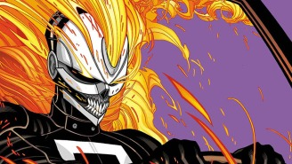 Marvel's new live-action Ghost Rider gets a costume and 'found footage' tease