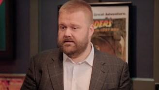 'The Walking Dead' Creator Robert Kirkman Is Heading To Amazon
