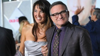 Robin Williams' Widow Wrote A Heartbreaking Essay About His Battle With Parkinson's