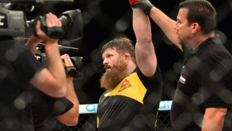 Roy Nelson Sort Of Apologizes For 'Pushing' Big John McCarthy For The Late Stoppage Of Bigfoot Silva