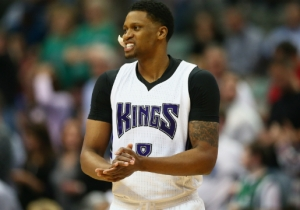 'It Wasn't Rocket Science' For Rudy Gay To Bail On The Kings Next Summer In Free Agency