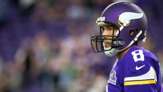 Sam Bradford Suffered A Disgusting-Looking Hand Injury