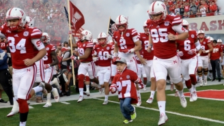 Sam Foltz's Family Was Burglarized While They Attended The Nebraska Football Game In His Memory