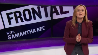 A 'Full Frontal' Producer Elaborates On Those Shots That Samantha Bee Took At Jimmy Fallon