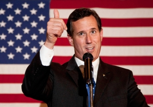 Donald Trump Taps Rick Santorum To Headline His Catholic Advisory Group