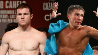 Oscar De La Hoya Made An '8-Figure Offer' To Make Gennady Golovkin Vs. Canelo Alvarez A Reality