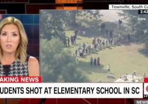 A Teenager Shot A Teacher And Multiple Children At A South Carolina Elementary School