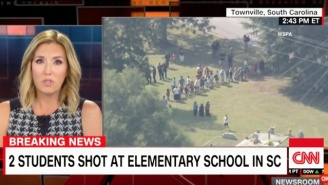 A Teenager Shot A Teacher And Multiple Children At A South Carolina Elementary School