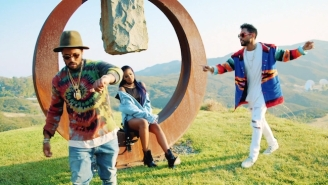 Schoolboy Q Puts In 'Overtime' With His New Video Featuring Miguel And Justine Skye