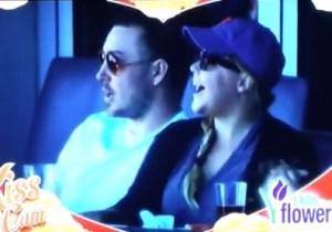 Amy Schumer Was In Peak Form When Caught On The Mets' Kiss Cam With Boyfriend Ben Hanisch