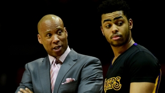 Byron Scott Has 'No Relationship' With Lakers Point Guard D'Angelo Russell