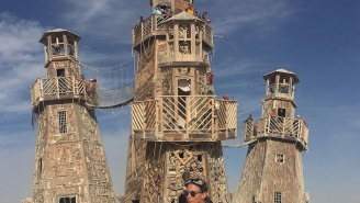 If You Missed Burning Man 2016, We've Got The Photos For You