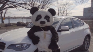 Desiigner Wants To Believe His Song Helped Get Giant Pandas Off The Endangered Species List