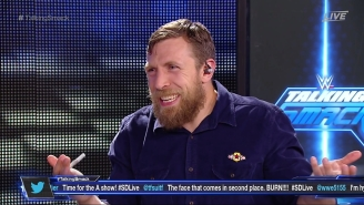 Daniel Bryan Thought Sasha Banks' Fake Retirement Angle 'Wasn't Very Good'