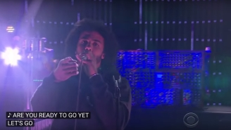Watch Clipping. Destroy The Fourth Wall In Their First-Ever TV Performance Of 'A Better Place'