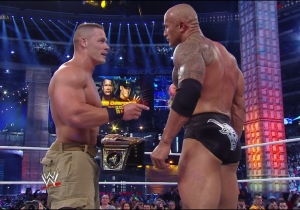 John Cena Finally Shared What He Said To The Rock After WrestleMania 29