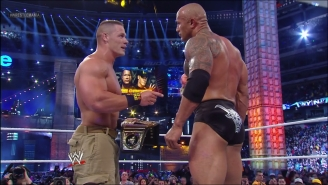 John Cena Claims He Now Regrets His 'Part-Timer' Comments About The Rock