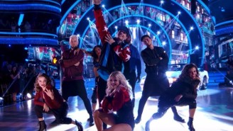 Vanilla Ice Uses His 'Dancing With The Stars' Opener To Relive 'Ice Ice Baby' Again