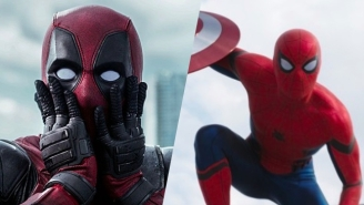 Deadpool Meets Spider-Man In This Seamless Mash Up