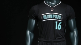 The Memphis Grizzlies' Martin Luther King Day Pride Uniforms Actually Look Sleek With Sleeves