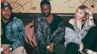 GoldLink And April George Have Amazing Musical Chemistry On 'Rough Soul'