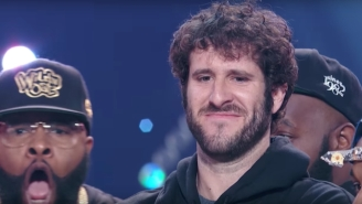 Watch Nick Cannon Ether Lil Dicky On 'Wild N Out' With A Scorching Iggy Azalea Line