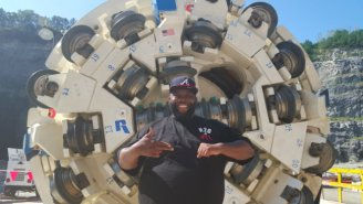 Atlanta Is So Obsessed With Killer Mike They Named A Drill After Him
