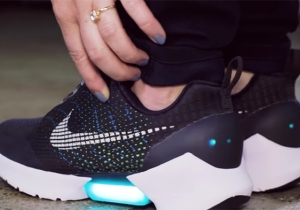 What You Need To Know About Nike's Self-Lacing Sneakers That Are Soon To Hit Shelves