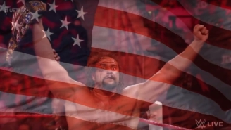 This 'Team America' Tribute To Rusev's WWE United States Championship Reign Is Incredible