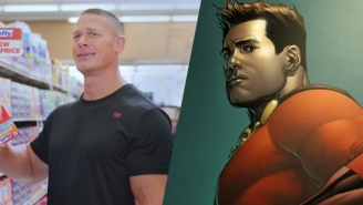 Comic Book Writer Mark Millar Thinks John Cena Would Be 'Perfect' For His New Superhero Film