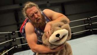 Daniel Bryan Wrestles A Bear In This Gloriously Surreal Documentary