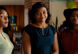 Taraji P. Henson, Octavia Spencer, & Janelle Monáe shine in 'Hidden Figures' trailer