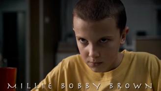 'Stranger Things' star Millie Bobby Brown is Buffy the Vampire Slayer