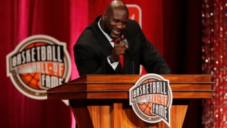 Shaquille O'Neal Credited Kobe Bryant With Getting Him 'Pushed Off The Team'