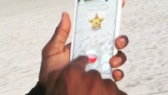 Kyrie Irving Thinks It's Lame That Iman Shumpert Is Playing 'Pokemon Go'