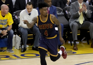 Iman Shumpert Raps That He'll 'Take A Knee For The Anthem'