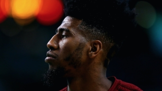 Iman Shumpert Clapped Back At The ESPN Reporter Who Said He Requested A Trade
