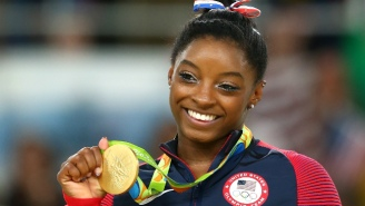 Simone Biles Isn't Ashamed To Open Up About Having ADHD After Her Medical Records Were Hacked