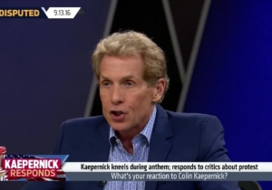 Skip Bayless Hammers Trent Dilfer's 'Plantation Mentality' National Anthem Remarks