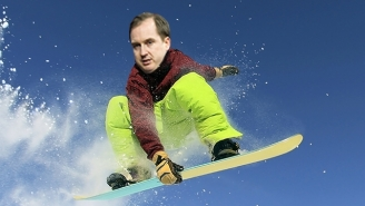Sam Hinkie Revealed On Twitter He Snowboards, So What's His 'Process' For Acquiring One?