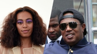 Solange Was So Inspired By Master P's Episode Of 'MTV Cribs' She Got Him To Narrate Her Album