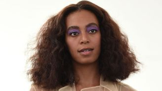 Solange Asked Twitter To Combine Kanye West With 'The Wiz' And The Results Were Glorious