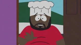 Isaac Hayes' Son Says His Dad Didn't Quit 'South Park', Someone Else Quit For Him