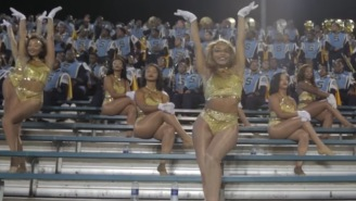You Need To See Southern University Marching Band's Cover Of Drake's 'Controlla'
