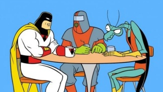 You Can Now Watch 'Space Ghost Coast To Coast' Episodes Free Online To Honor Late Animator C. Martin Croker
