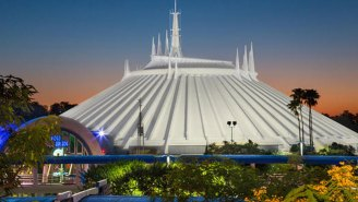 With a movie like 'Tomorrowland,' it's a good thing 'Space Mountain' got scrapped for 'Star Wars'