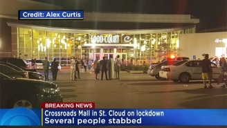 Nine People Were Injured And The Suspect Is Dead Following A Stabbing At A Minnesota Mall