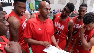 New D-League Coach Jerry Stackhouse Is Already Setting Aside A Small Fortune For Technical Foul Fines