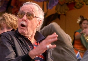 Marvel's Stan Lee will see his life story filmed with a classic comic twist