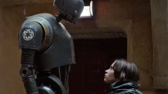 'Star Wars Rogue One' art sneakily reveals K-2SO's role within the Rebellion
